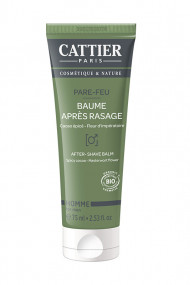 Organic Aftershave Balm - Firewall - Cattier