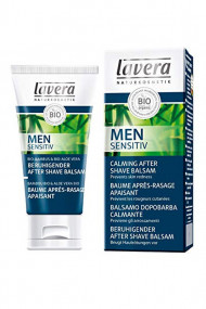 Soothing After-Shave Balm - Men Sensitiv - Lavera