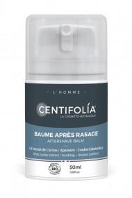 Baume Après-Rasage Bio - Centifolia