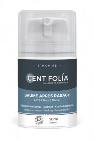 Organic After-Shave Balm - Centifolia