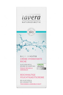 Vegan Care Cream - Dry & Sensitive Skin - Lavera
