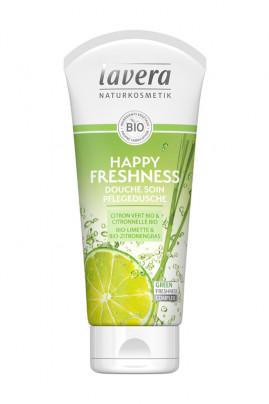 Organic & Vegan Refreshing Shower Gel - Lime & Verbena - Lavera