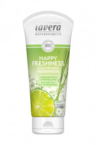 Organic & Vegan Refreshing Shower Gel - Lime & Verbena - Lavera