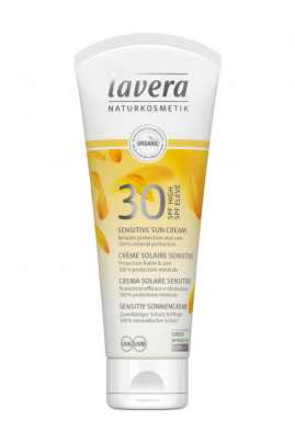 Sensitive Sun Cream SPF 30 High Protection - Lavera