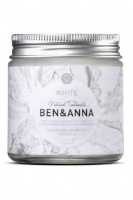Natural toothpaste White - Ben & Anna