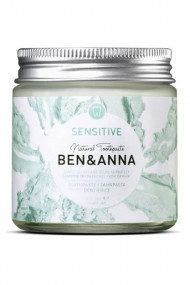 Natural Sensitive Toothpaste - Ben & Anna