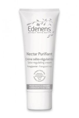 Nectar Purifiant Crème Sébo-Régulatrice Edenens
