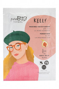Peel-Off Dry Skin Mask - Kelly - Purobio