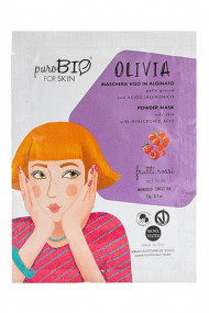 Peel-Off Oily Skin Mask - Olivia - Purobio
