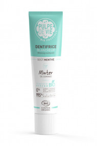 Dentifrice Blancheur - Minter is Coming - Pulpe de Vie