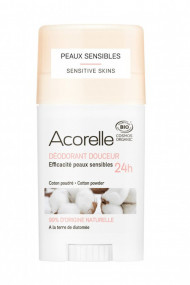 Organic Cotton Powdered Softness Deodorant - Acorelle