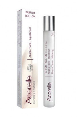 Organic Tiare Absolute Perfume - Roll on - Acorelle