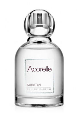 Eau de Parfum Bio Absolu Tiaré - Flacon - Acorelle