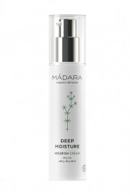 Organic Deep Moisture Day Cream - Mádara
