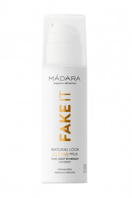 Organic Fake It Self-Tan Lotion - Mádara