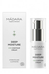 Organic Deep Moisture Eye Cream - Mádara