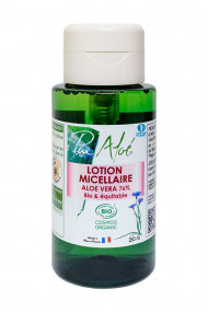 Micellar Lotion - 76% Aloe Vera - Pur Aloé