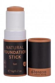 Fond de Teint Stick Vegan - Tan - Benecos
