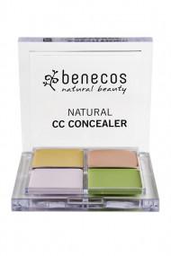 Correcteur de Teint 4 couleurs - Benecos