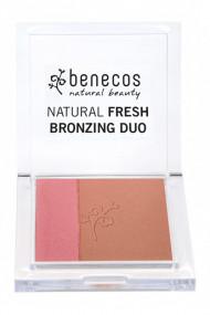 Fresh Bronzing Duo - Benecos