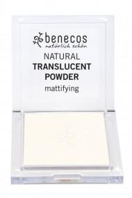 Organic & Vegan Translucent Compact Powder - Benecos