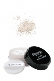 Organic Translucent Loose Powder - Benecos