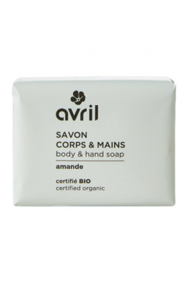 Organic Almond Soap - Avril