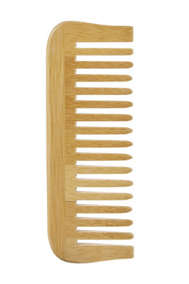Large Bamboo Comb - Avril