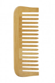 Peigne en Bambou Large - Avril