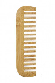 Simple Bamboo Comb - Avril