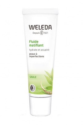 Fluide Matifiant Naturel - Weleda