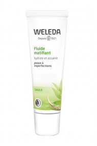 Natural Matifying Fluid - Weleda