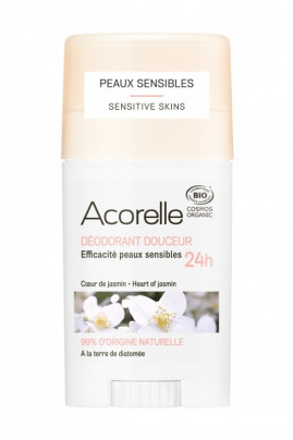 Organic Heart Of Jasmine Sweetness Deodorant - Acorelle