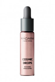 "Liquid Highlighter Organic & Vegan ""Cosmic Drops"" - Mádara"