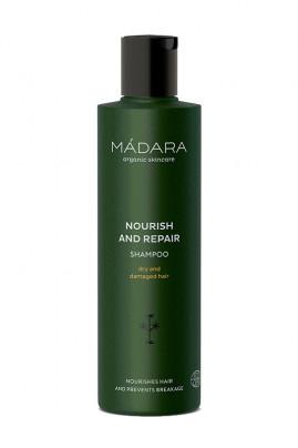 Vegan Care & Repair Shampoo - Mádara
