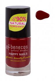 Vernis à Ongles Vegan cherry red - Benecos