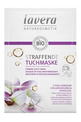 Masque en Tissu Raffermissant Vegan - Lavera