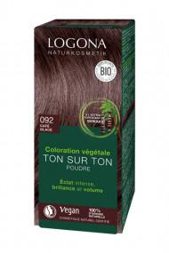 Coloration Poudre végétale Bio - Logona