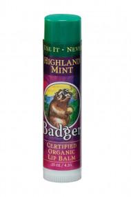 Baume à Lèvres Menthe des Montagnes - Badger
