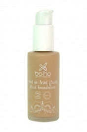 Organic Fluid Foundation - Boho