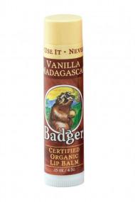 Baume à Lèvres Vanille de Madagascar - Badger
