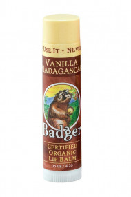 Vanilla Madagascar Lip Balm - Badger