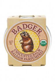 Unscented Hand Balm - Badger