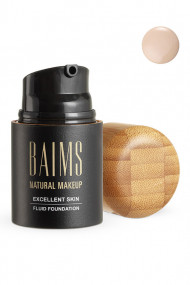 Fluid Foundation Organic & Vegan - Baims
