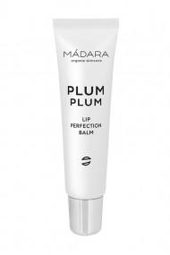 Organic plumping lip balm - Mádara