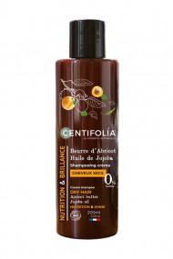 Dry Hair Shampoo Sulfates Free & Organic - Centifolia