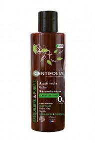 Oily Hair Shampoo Sulfates Free & Organic - Centifolia