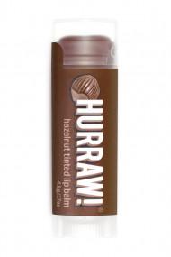 Vegan Tinted Lip Balm - Hazelnut - Hurraw