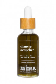 Huile de Massage Chanvre à Coucher - Mira
