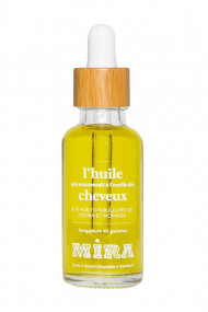 Without Rinsing Hair Oil - Mira